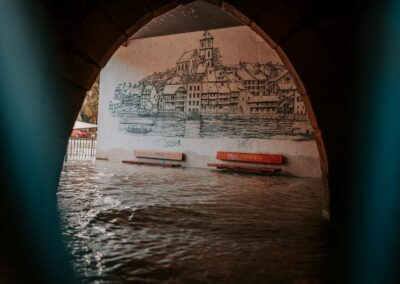 The WSJ and Dr Pant weigh in on the challenges of increasing flood risk