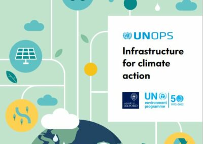 Infrastructure centrally important to achieving the Paris Agreement and the SDGs